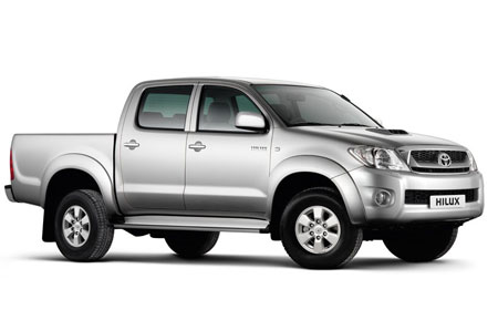 Toyota Hilux DX Pack 2 o similar
